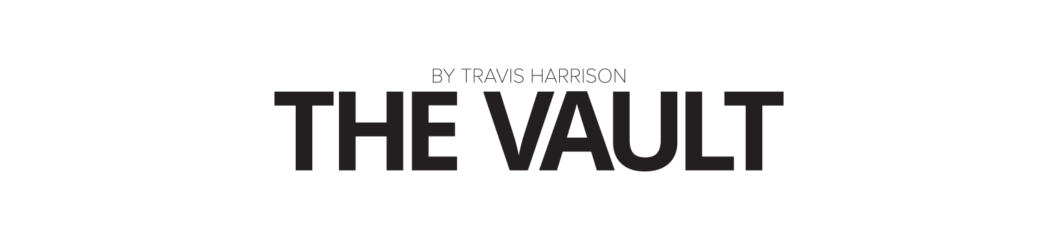 THE VAULT BY:TRAVIS HARRISON
